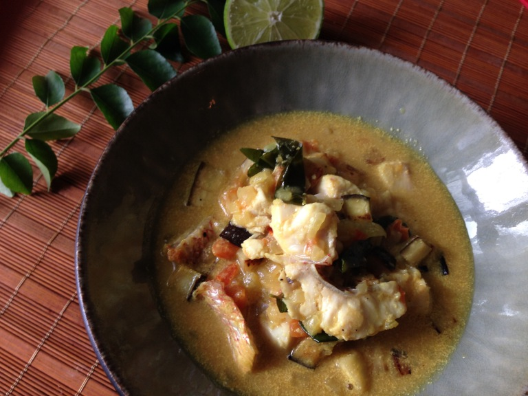 Seychelles-Fishcurry