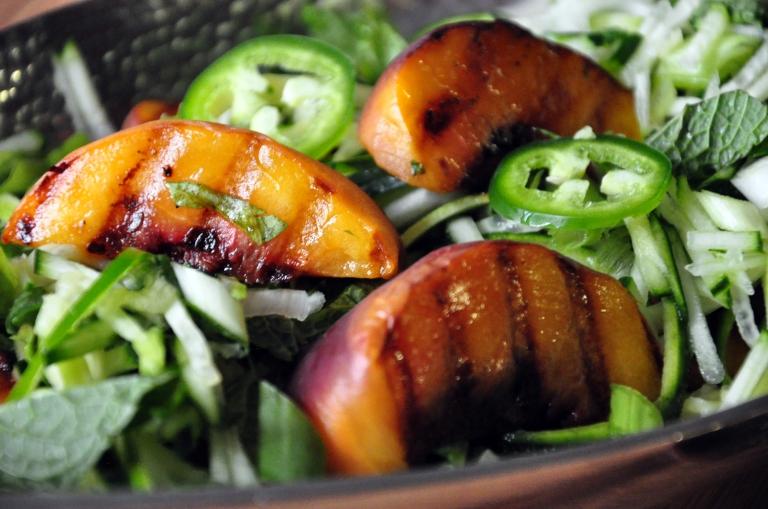 TIAK-Vietnam-SaladPeachesCloseup